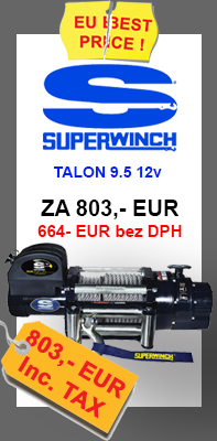 Superwinch Talon 9.5